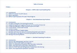 create table of contents in word table of contents 22 free word pdf documents download free