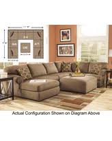 amazing deal declain 86302 08 21 16 67 3 piece living room set