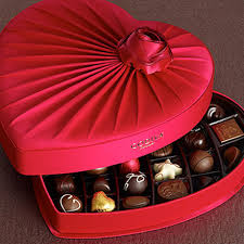 heart chocolate box godiva is wonderful but on st s day the box counts