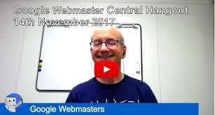 Webmaster Google Webmaster Central Hangout Archives Deepcrawl