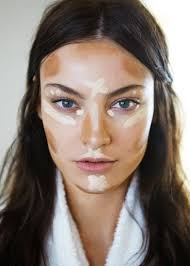 where to highlight and contour this seems like the best and natural contour how