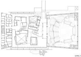 frank gehry floor plans new world centre by frank gehry dezeen