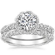 pave set rings images Sparkling pav engagement rings brilliant earth jpg