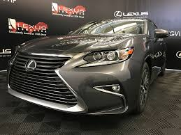 cars lexus 2017 used 2017 lexus es 350 4 door car in edmonton ab l13309