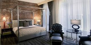 Luxury Boutique Hotel Interior Design Of Alexis Hotel Seattle - Boutique style bedroom ideas