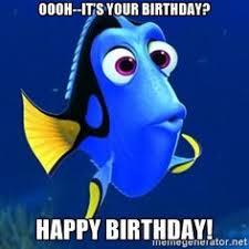 Disney Birthday Meme - which disney sidekick are you happy birthday meme and happy