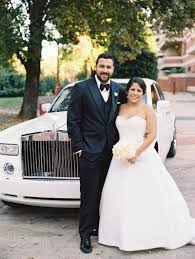 ballroom wedding with classic color scheme u0026amp modern catering