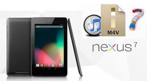 how to put itunes on android drm m4v to nexus 7 how to play itunes m4v on nexus 7