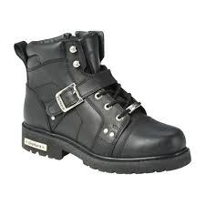 black biker boots diehard mens killroy lace up biker boot black