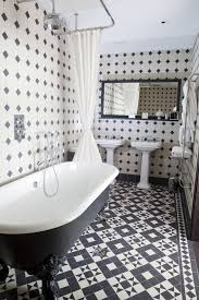 Small Black And White Bathroom Ideas Boundary Bathroom Bathrooms Pinterest Victorian Bathroom