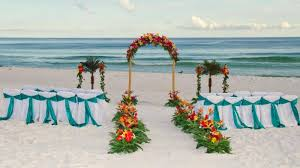 destin wedding packages affordable all inclusive destin florida wedding packages