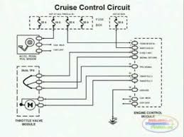 cruise control u0026 wiring diagram youtube