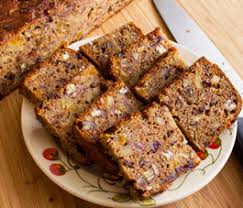 fruit cake recipe nuts dried fruit applesauce vegan gf