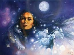 moon goddess magic mara clear shamanic healer