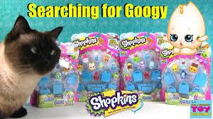shopkins season 1 5 u0026 12 packs limited edition hunt toy review