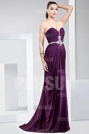 robe de cã rã monie pour mariage robe longue soirée bustier coeur ornée de bijoux à traîne pour