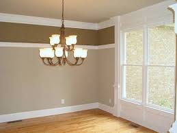 Chair Rails In Dining Room by Chair Rails Dining Room Dining Room With Wooden Furniture And