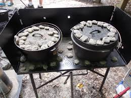 Cast Iron Cooking Old Dominion Iron Chefs