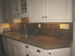 faux brick kitchen backsplash kitchen backsplashes backsplash fake kitchen easy diy self