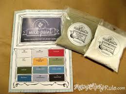 bread box makeover miss mustard seed milk paint artsy rule