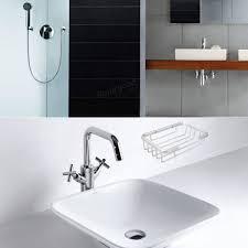 Bathroom Space Saver by Space Aluminum Square Multifunctional Bathroom Spacesaver Storage