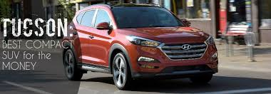 hyundai suvs 2016 hyundai tucson is the best compact suv for the