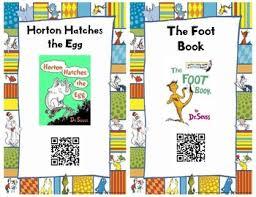 De Seuss Abc Read Aloud Alphabeth Book For Dr Seuss Qr Code Read Alouds Read Across America By Elementary