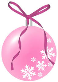 pink christmas stocking clipart 47