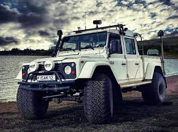 toyota land rover truck this icelandic car culture instagram account is totally truck