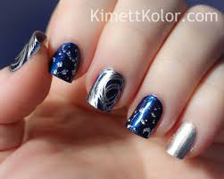 copy cat melinda u0027s cosmic design with nail party shares kimett