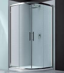6 series 2 door quadrant shower enclosure 900x 900mm