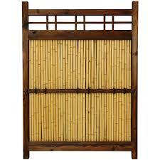 amazon com oriental furniture 4 ft x 3 ft japanese bamboo kumo