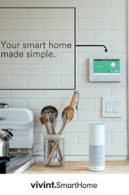 the total home package from vivint combines smart home technology