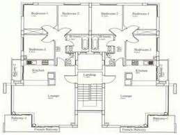 100 4 bedroom house plans in nigeria double storey 4