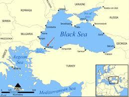 Istanbul On World Map by Black Sea Cruise Bosporus Strait
