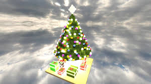 minecraft giant christmas tree youtube