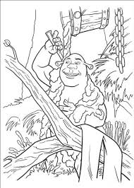 free printable shrek cartoon coloring books for kids coloring7 com