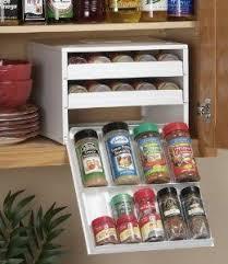 Kitchen Cabinet Spice Organizers 22 Best Kitchen Cabinets Spice Organization Images On Pinterest