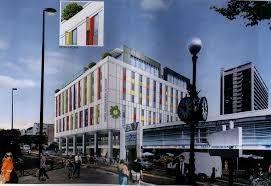 bureau de change montreuil à croix de chavaux un immeuble de bureaux vide transformé en