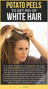 Hair Color To Cover Gray Best 10 Grey Hair Remedies Ideas On Pinterest Chamomile Hair