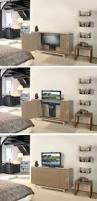 pottery barn tv lift cabinet best home furniture decoration