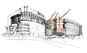 new giants jets stadium u2013 greg betza illustration