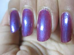 revlon icy violet nail polish swatches and review gone trendy