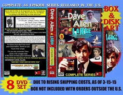 dave allen at large british comedy series all 44 u released