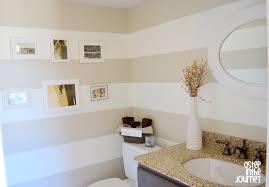 Bathroom Paint Idea Bathroom Paint Stripe Ideas Navpa2016