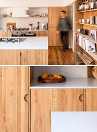 modern kitchen without cabinets no hardware is an often overlooked option for kitchen cabinets