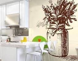 papier peint pour cuisine moderne papier peint de cuisine papier peint cuisine moderne peints on