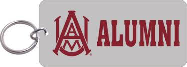 alumni chain key chain aamu alumni hbcu hbcu historically black colleges