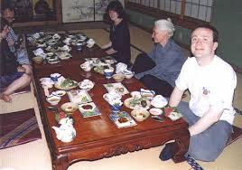 traditional japanese dinner table a guide to japanese etiquette japan travel guides