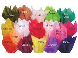 floral tissue paper waxed tissue paper citys home